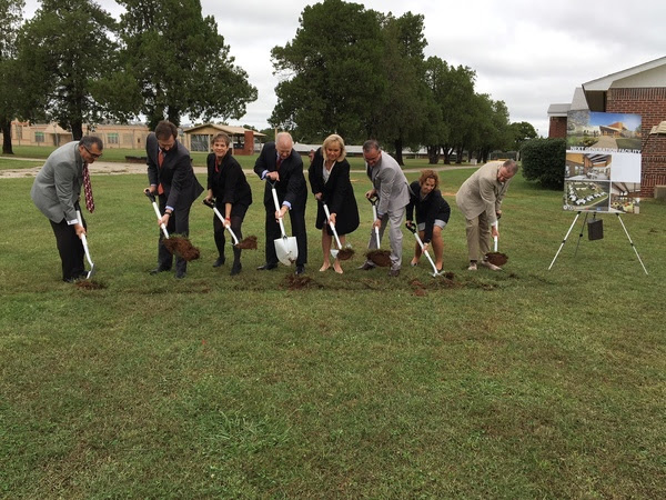Oklahoma Juvenile Affairs new Tecumseh facility