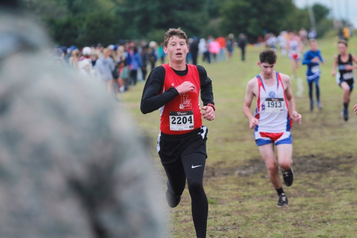Luther Lions Cross Country Regionals