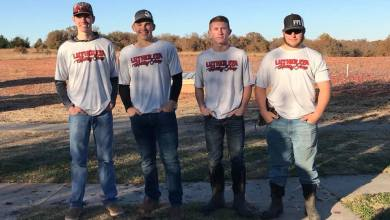 Photo of Luther FFA Shooting Team Takes State