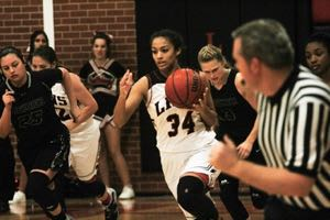 Photo of Lady Lions Win Home Opener