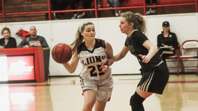 Photo of Lady Lions Beat Mounds