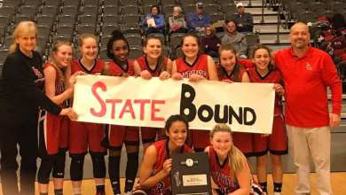 Photo of Lady Lions Go To State