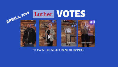 Photo of Town Board Candidates Meet