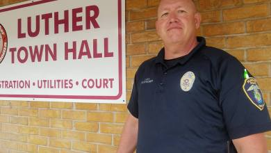 Photo of Luther and Harrah Share Code Enforcement Officer