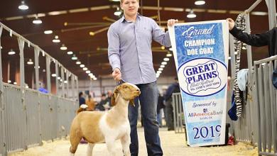 Photo of Luther Student Named to Prestigious Agriculture Youth Council