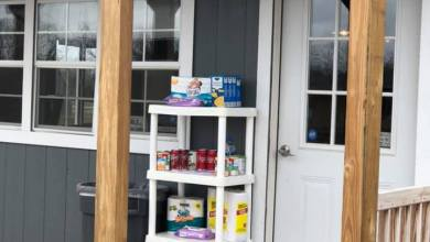 Photo of Luther's Brew 66 Offers Blessings Pantry