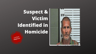 Photo of Suspect and Victim Identified in Luther Shooting