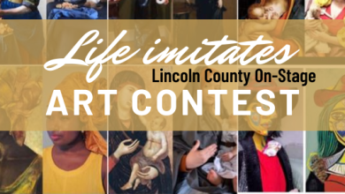 Photo of Lincoln County OnStage Offers Life Imitates Art Contest