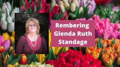 Photo of OBITUARY: Glenda Ruth Standage