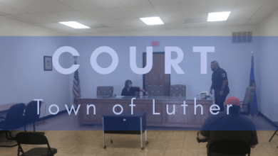 Photo of Defendants in Luther Municipal Court Need More Time to Pay Fines