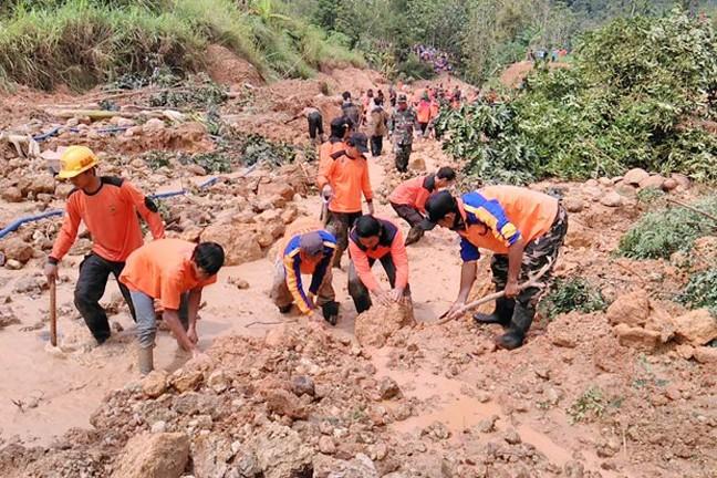 BPBD Luwu Timur Siaga Bencana