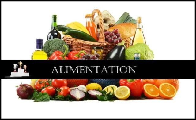 Comparatif : Alimentation