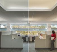 tunable white lighting control