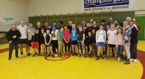 Theo Mazoyer-Veautier champion de France cadets 55kg libre (3)