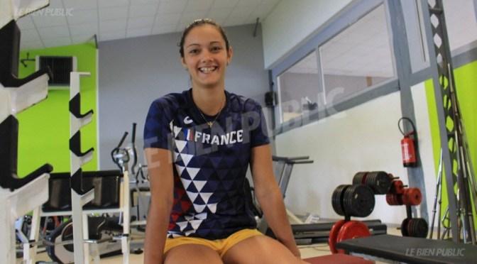 Gaëlle Ruiz empoche un sixième titre de championne de France – Article du Bien Public