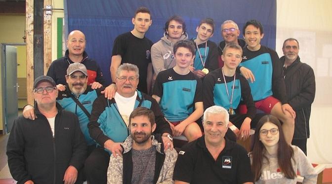 Championnat BFC U15-U17-U20