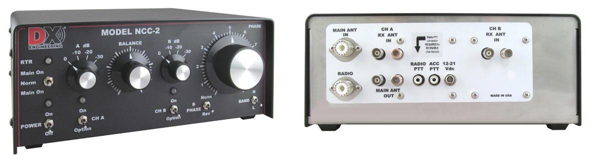 Amateurfunk Antennen-Weichen und Umschalter | DX Engineering RTR-2
