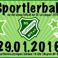 Bild SGL Fußball Sportlerball 2016