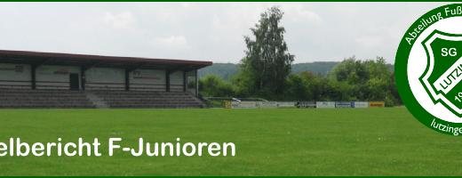 Bild SGL Fußball Spielbericht F-Junioren