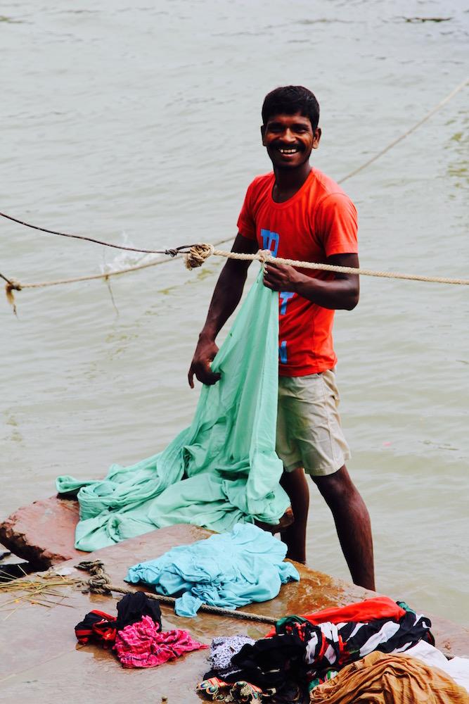 Varanasi, de heilige stad