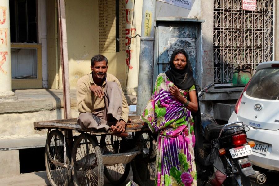 Genieten van het prachtige India
