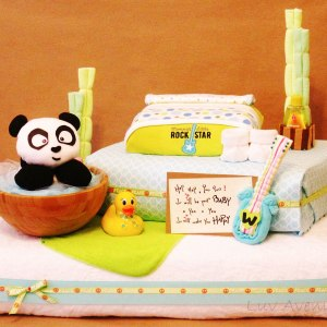 Wong Rock Star Panda