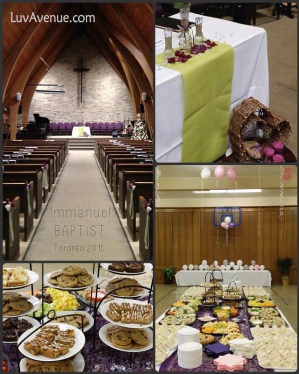 Immanuel Baptist Church Wedding Luv Avenue