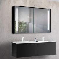 www.lux aqua.de   Design schwarz Aluminium LED Kalt ...