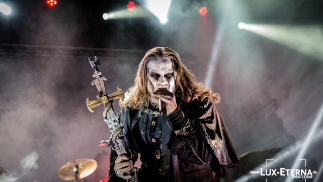 Powerwolf, Epica, Beyond the Black – 14.02.2017 / MHP Arena Ludwigsburg