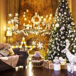 How To Style A Christmas Tree According To Interior Experts Lux Magazine