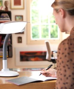 Lampe de luminotherapie Lumie New Desklamp