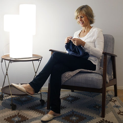 ampe de luminotherapie Innolux Kubo