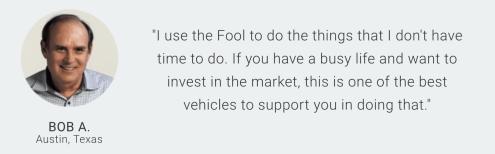 Motley Fool Stock Advisor testimonial