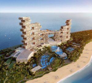 Royal Atlantis Resort & Residences The Palm Dubai rendering