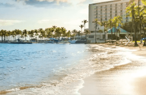 CARIBE HILTON Beach San Juan, Puerto Rico