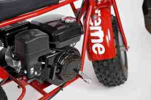 SUPREME COLEMAN CT200U MINI BIKE (5)
