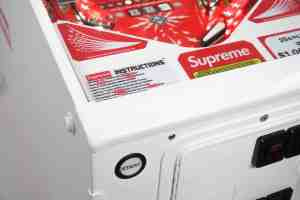 SUPREME STERN PINBALL MACHINE (8)