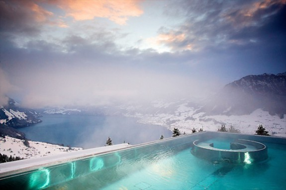 Suisse – Hotel Villa Honegg