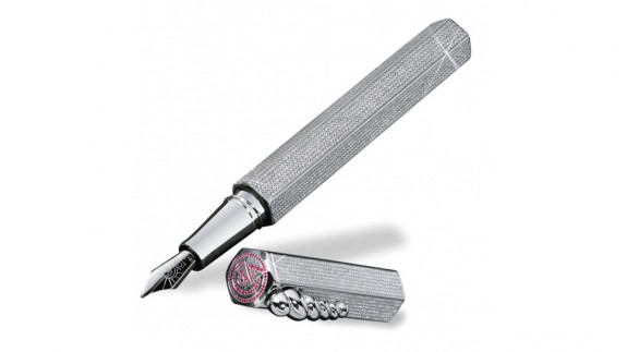 Caran-d'Ache-made-'La-Modernista-Diamonds'