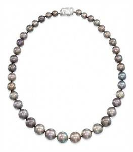 collier perle sauvage