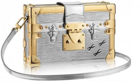 Louis-Vuitton-2014-FW-Petite-Malle-Epi-Mettalic-Silver