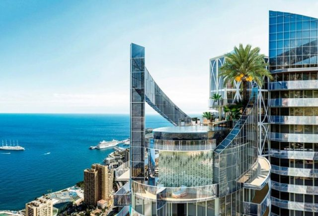The Odeon Tower Penthouse, Monaco