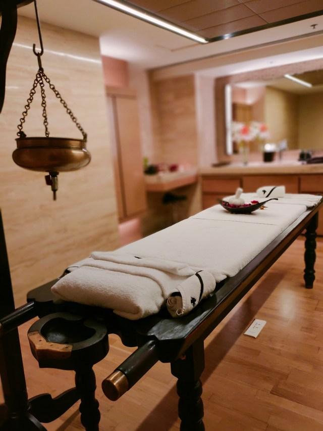 Limited-edition Ayurvedic massages are available at The Spa by JW, JW Marriott Sahar in collaboration Kochi-based RCM Ayurveda Wellness Centre