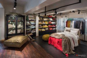 The newly opened Shades of India store at Bandra, Mumbai