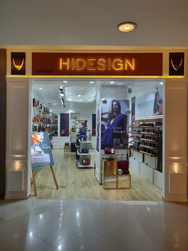Hidesign store, High Street Phoenix, Mumbai