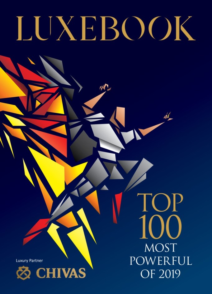 LuxeBook Top 100 Most Powerful Of 2019