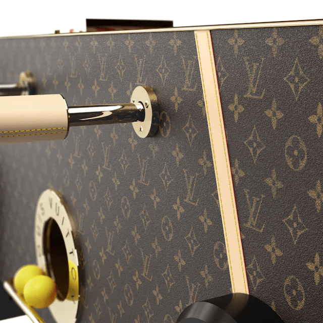 Llouis Vuitton Foosball table Le Babyfoot