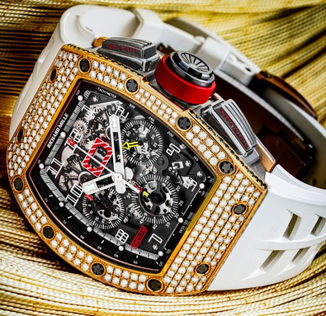 Wristwatch by Richard Mille