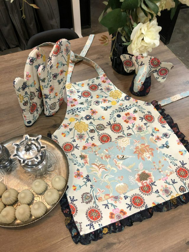 Aprons and Modaks by Gaia Gourmet and Payal Singhal