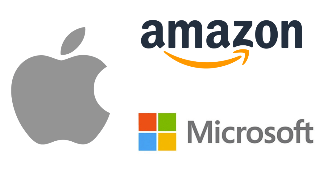 Apple, Amazon and Microsoft are top global brands for 2020